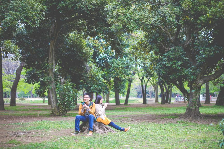 Yoyogi park, Meiji shrine, Shibuya, Japanese, Photographer, Wedding, Couple photo