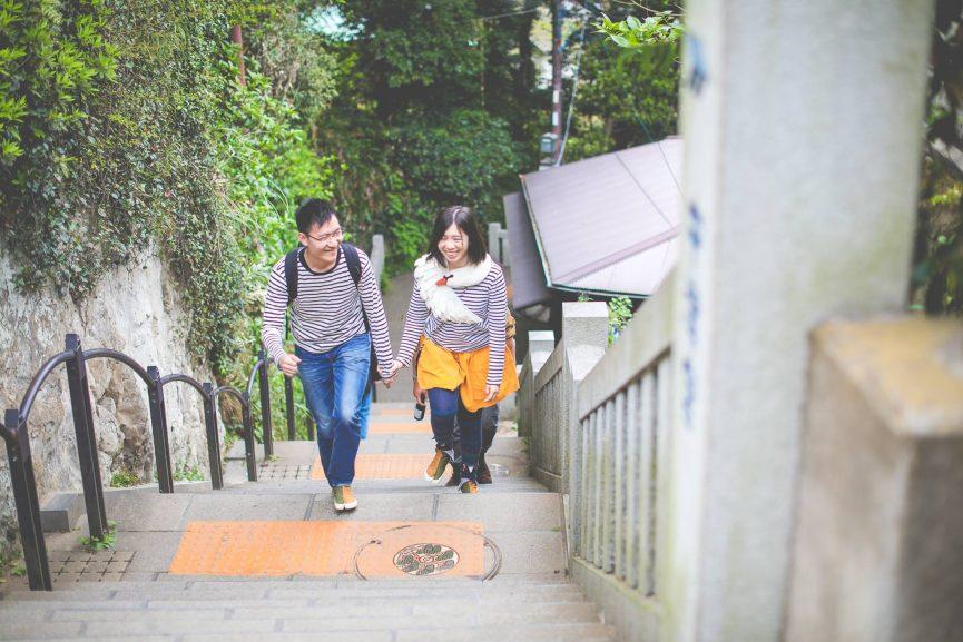 Kamakura, Enoshima,Yokohama, Japanese, Photographer, Wedding, Couple photo